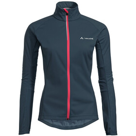 VAUDE Resca Light Softshell Jacket Dame steelblue